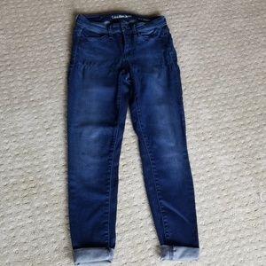 Calvin Klein stretch jean leggings
